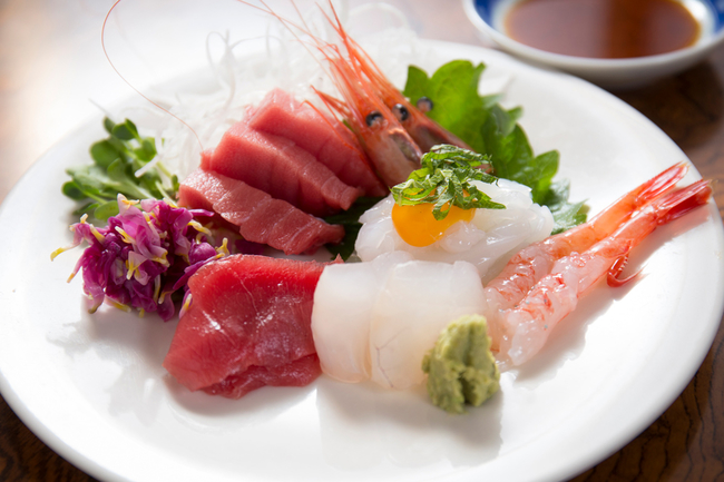 Sashimi Selection
