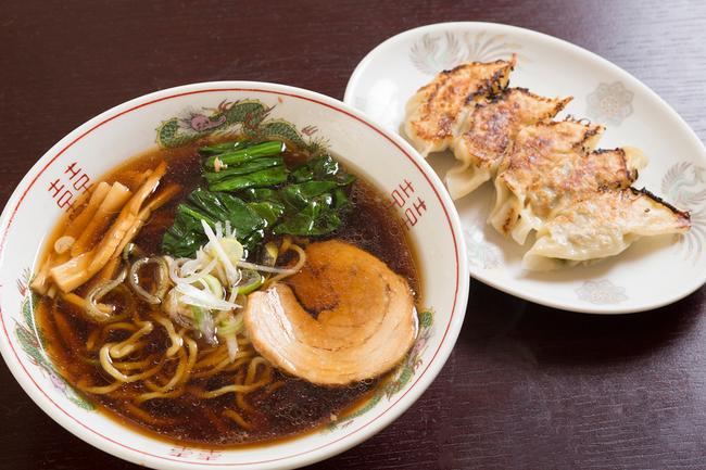 Ramen / Dumplings