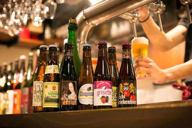 ベルギービール各種