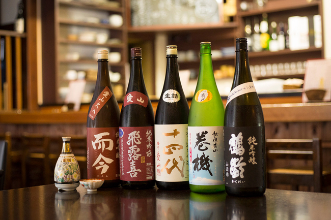 Local sake, Japanese sake JIKON