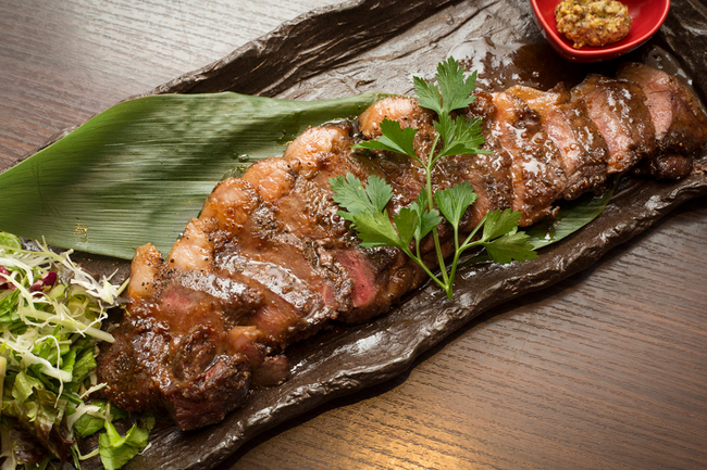 Aged Sirloin Steak